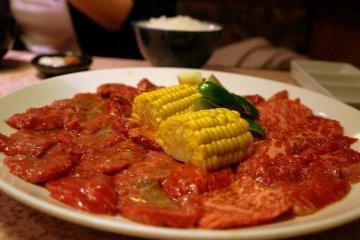 Key Food Kanji - Meat