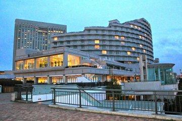 Hotel Nikko Tokyo in Odaiba