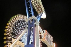 Thrilling rides and attractions at Nagashima Spaland