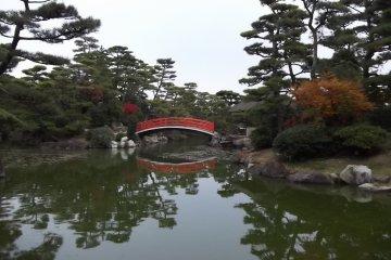 Парк Накацубансё-эн в Марукаме