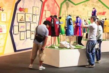 Captain Tsubasa Exhibition