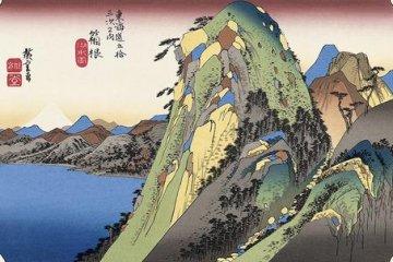 Walk the Old Hakone Highway