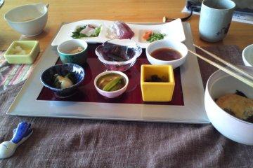 Hinata Shizuku Kaiseki Restaurant