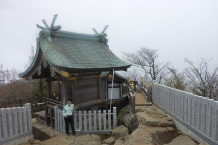 Tsukuba-san day hike from Tokyo