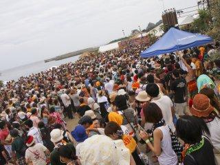 Keya hosts Sunset Live, a 3-day music and art festival each September