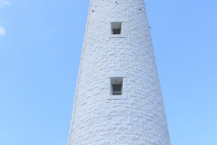 Hinomisaki Lighthouse in Izumo