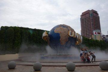 เที่ยว Universal โอซาก้าแบบทุ่มทุน