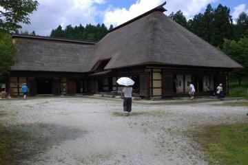 Explorez le Folklore à Tono