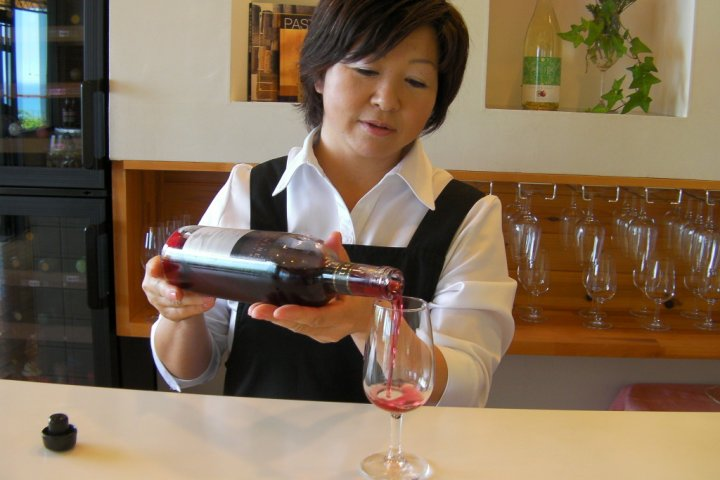 Tsuno Winery in Miyazaki