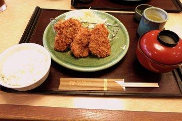 Deep-Fried Pork Diner, Katsudoki