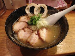 THE tonkotsu ramen