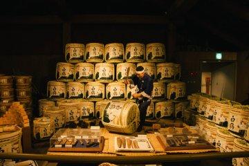 Le Musée de la Brasserie Hakutsuru