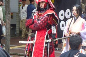 Date Bushotai: Sendai Welcome Squad
