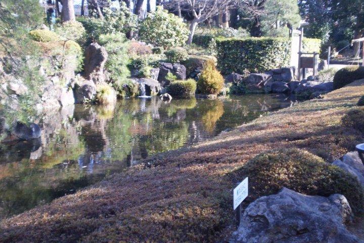 สวนสาธารณะโอมิยะ