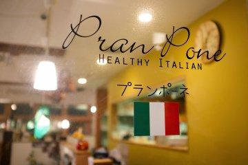 Masakan khas Italia ala Pran Pone