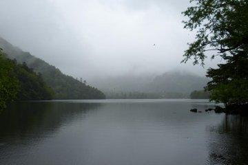 Nikko's Yunoko Lake