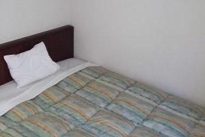 My big wide bed