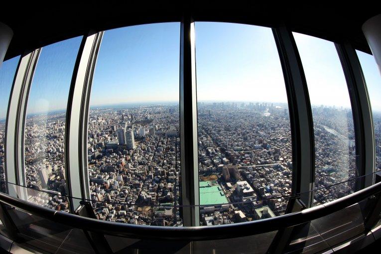 Токио СкайТри для парочек