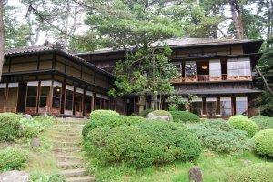 Seienkaku Residence of the Honma Clan
