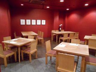 Hiyori dining room