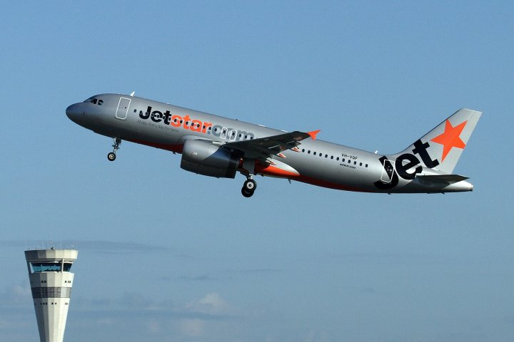 Jetstar Opens Osaka–Hong Kong Route