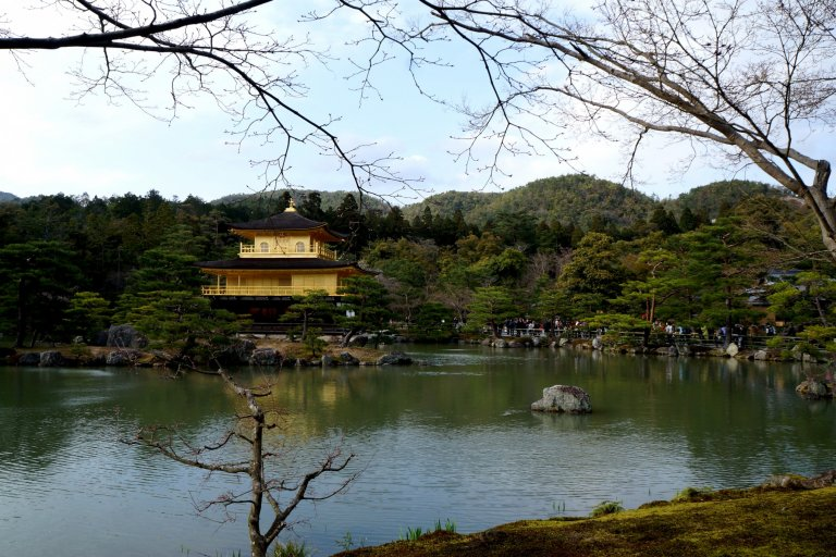 명성만큼 아름다운 킨카쿠지(金閣寺)