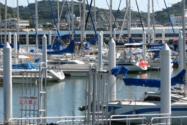 Ushimado yacht club