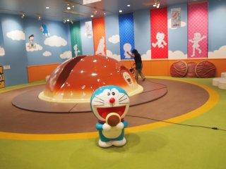 Doraemon Waku Waku Skypark