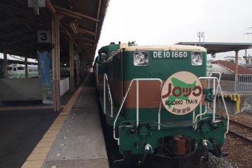 นั่งรถไฟโนร็อคโกะ ชมวิวฮอกไกโด