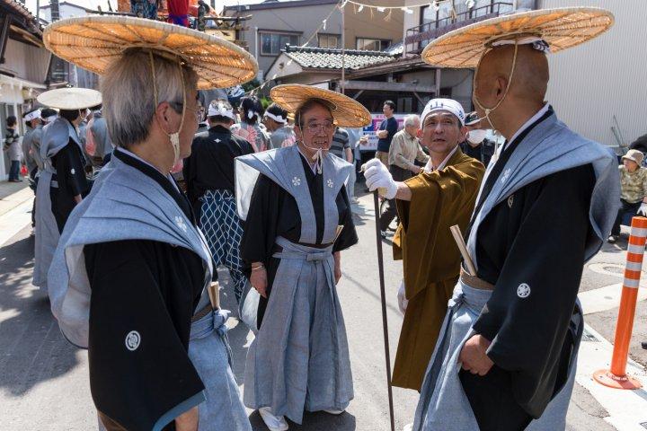 Takaoka Mikurumayama Festival