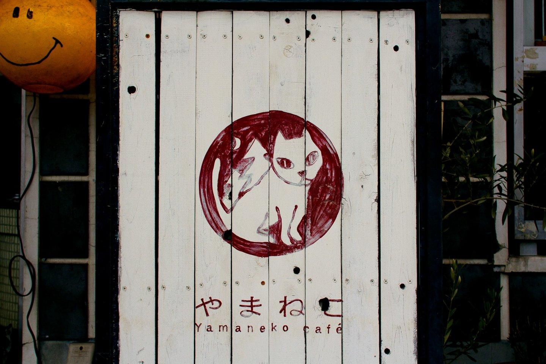 Yamaneko Mountain Cat café.