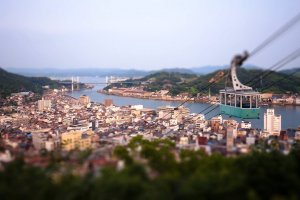Onomichi is the gateway to the Seto Sea, the Mediterranean of Japan.