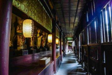Паломничество в Сикоку. Храмы № 4 и 5