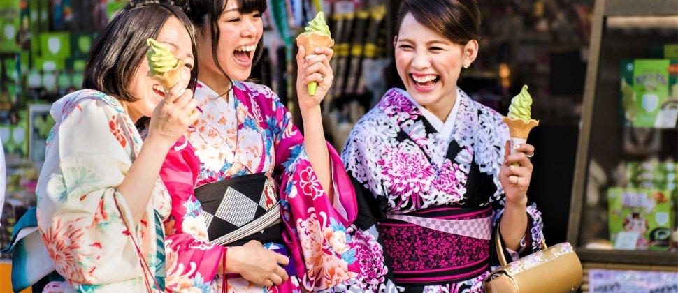 Kyoto Tea Tasting