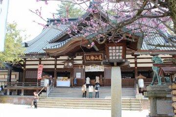 金沢「尾山神社」春詣で~2