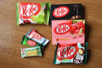 Kit-Kat au Japon
