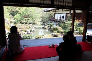 京都「等持院」