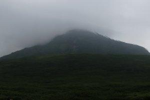 le Mt Rausu 1660m