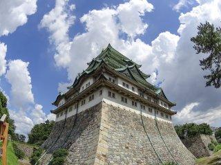 古代為了保護城堡的城牆