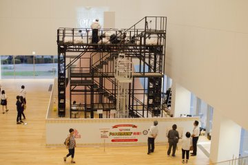 متحف الرامن او مايسمى بمتحف النودلز