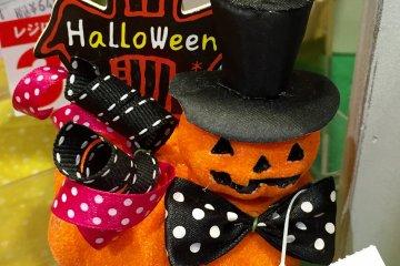 Хэллоуинские безделушки в AEON Makuhari
