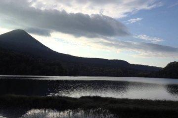 神秘の湖 オンネトー