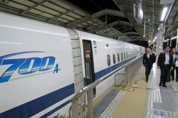 Getting to Nara from Tokyo