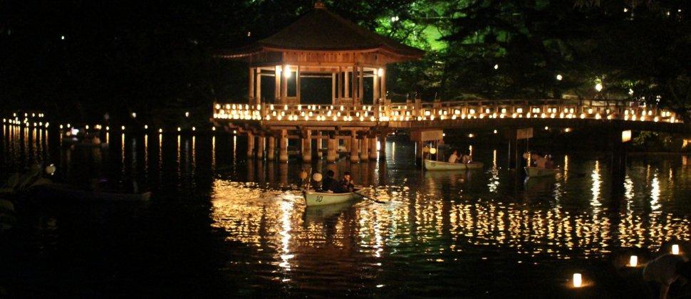 Nara Tokae Lantern Festival