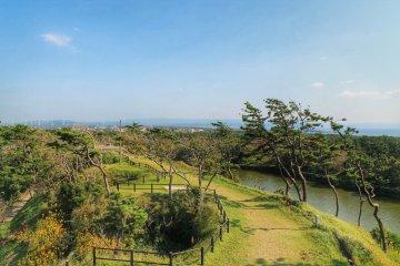 훗쯔 공원에서 자연을 즐겨라