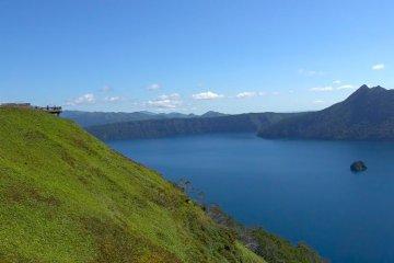 Le Lac Mashū