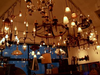 With these lights you can create some good atmosphere in your house