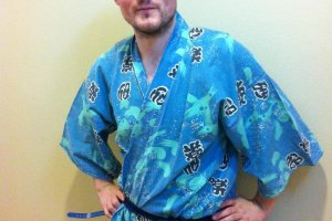 Me in a yukata