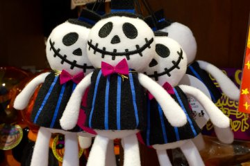Хэллоуинские монстры в Kaldi