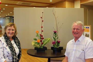 Free Ikebana Experience in Nara